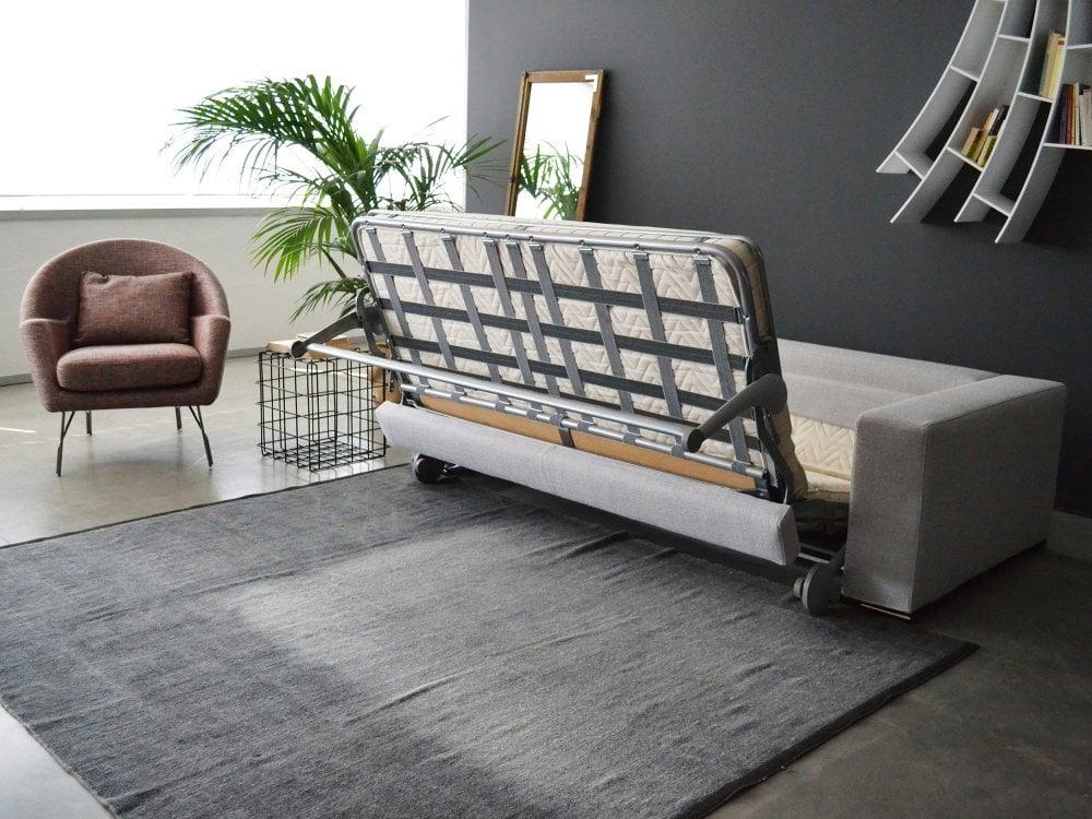Divano Letto.Ananta Class Sofa Bed Saba Italia