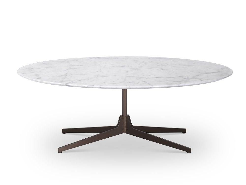 Hexa Oval Coffee Table Saba Italia