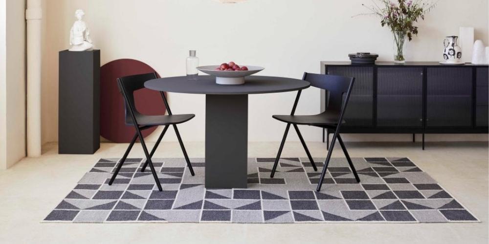 Gan Modica stylish, contemporary rugs.